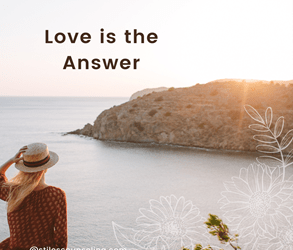 February 2021: Love Is the Answer